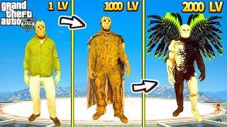 Прокачал Джейсона Вурхиза до 2000 уровня в ГТА 5 моды. Обзор мода в GTA 5. Джейсон Вурхиз в ГТА 5.