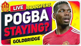 POGBA Wants to Stay! Solskjaer vs Gary Neville? Man Utd News