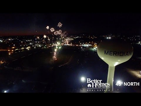 Take A Tour Of Meridian, Idaho!