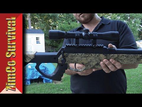 Bear River 1200fps Air rifle - Review