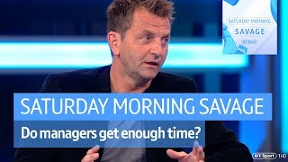 Debate: How long do you give YOUR manager before you question whether he is the right man?