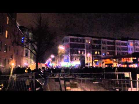 Demo-Desaster Hamburg: Flora-Esso-Bleiberecht 21.12.2013 (utopieTV-doku-video)
