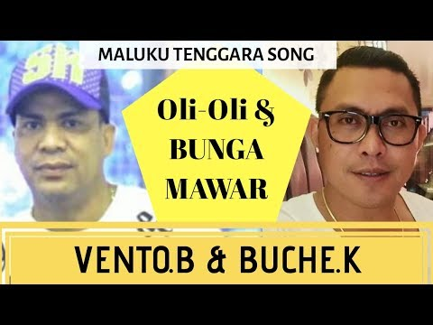 OLI - OLI & BUNGA MAWAR - VENTO. B & BUCHE. K ( OFFICIAL MUSIC VIDEO )