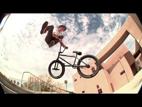 ALEC SIEMON  MONSTER MASH BMX STREET DVD