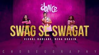 Swag Se Swagat Dance   Tiger Zinda Hai   Salman Khan   Katrina Kaif   Choreography FitDance Channel