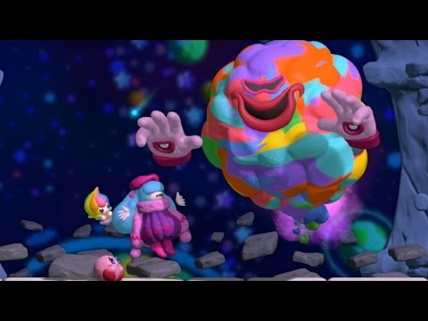 Kirby and the Rainbow Curse - Final Boss Battle (No Damage)