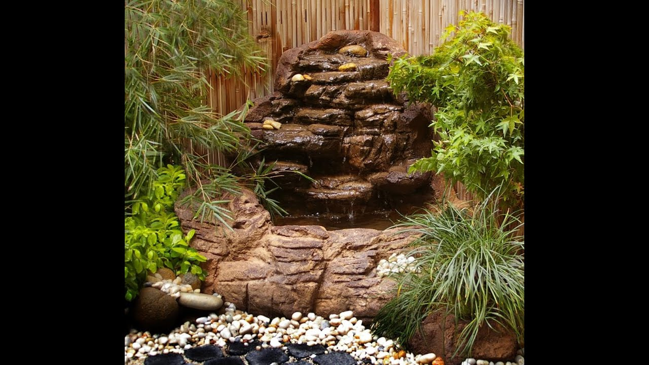 ideas for water features and fish ponds youtube