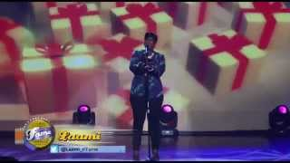 """Laami Performing """"I Love My Baby"""" By WizKid"""" 