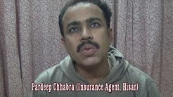 Benefits of Vehicle Insurance by Pardeep Chhabra (Hindi) (1080p HD)