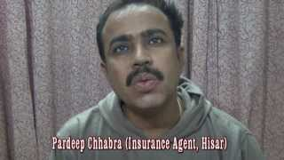 Benefits of Vehicle Insurance by Pardeep Chhabra (Hindi) (1080p HD)