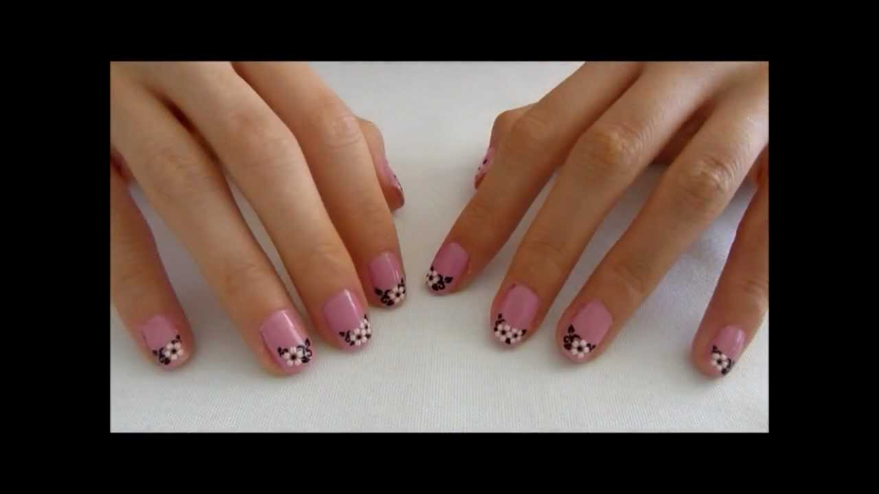 Tutorial: How to Apply and Remove Nail Art Stickers (No ...