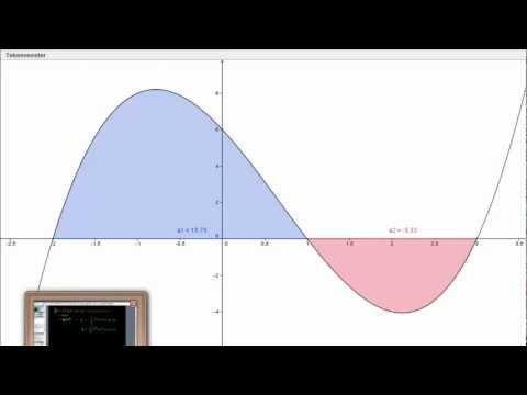 Integreren - Oppervlakte onder een grafiek deel I (VWO wiskunde B) from YouTube · Duration:  6 minutes 50 seconds