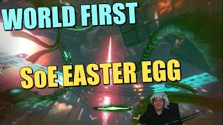Black Ops 3 Zombies | WORLD FIRST | Shadows of Evil Easter Egg Completion + Cutscene