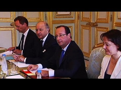 """France prepares draft """"ultimatum"""" to Syria over chemical weapons"""