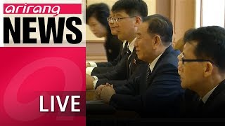 [LIVE/NEWS] N. Korea's top nuclear negotiator arrives in Washington with Kim Jong-un's letter...