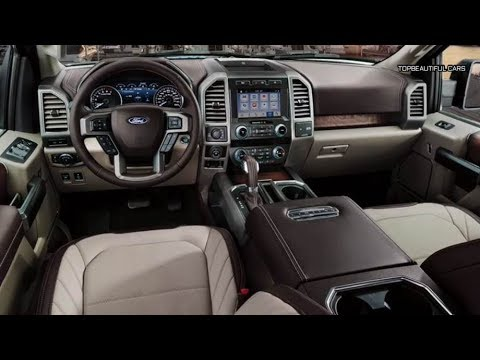 Ford Limited Exterior and Interior