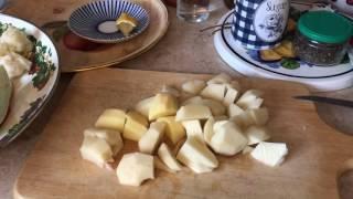 Овощной суп пюре ( очень вкусный и полезный)