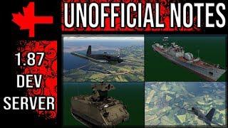 War Thunder - Unofficial Dev Server Notes - Clan Vehicles