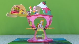 My Little Pony Домик мороженое обзор игрушек для девочек