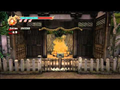 Ninja Gaiden 2 超忍第二章無紀錄全章攻略影片HD