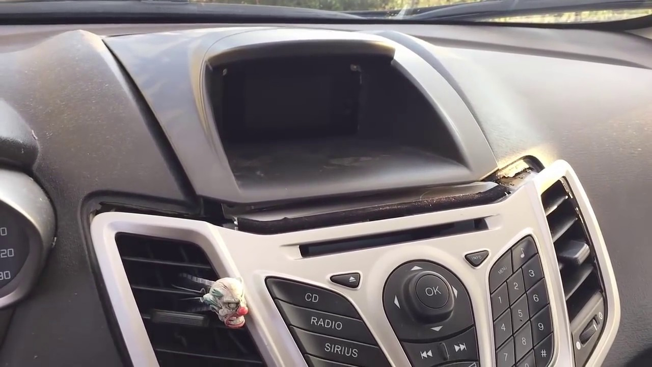 hight resolution of  updated ford fiesta radio problem fixed