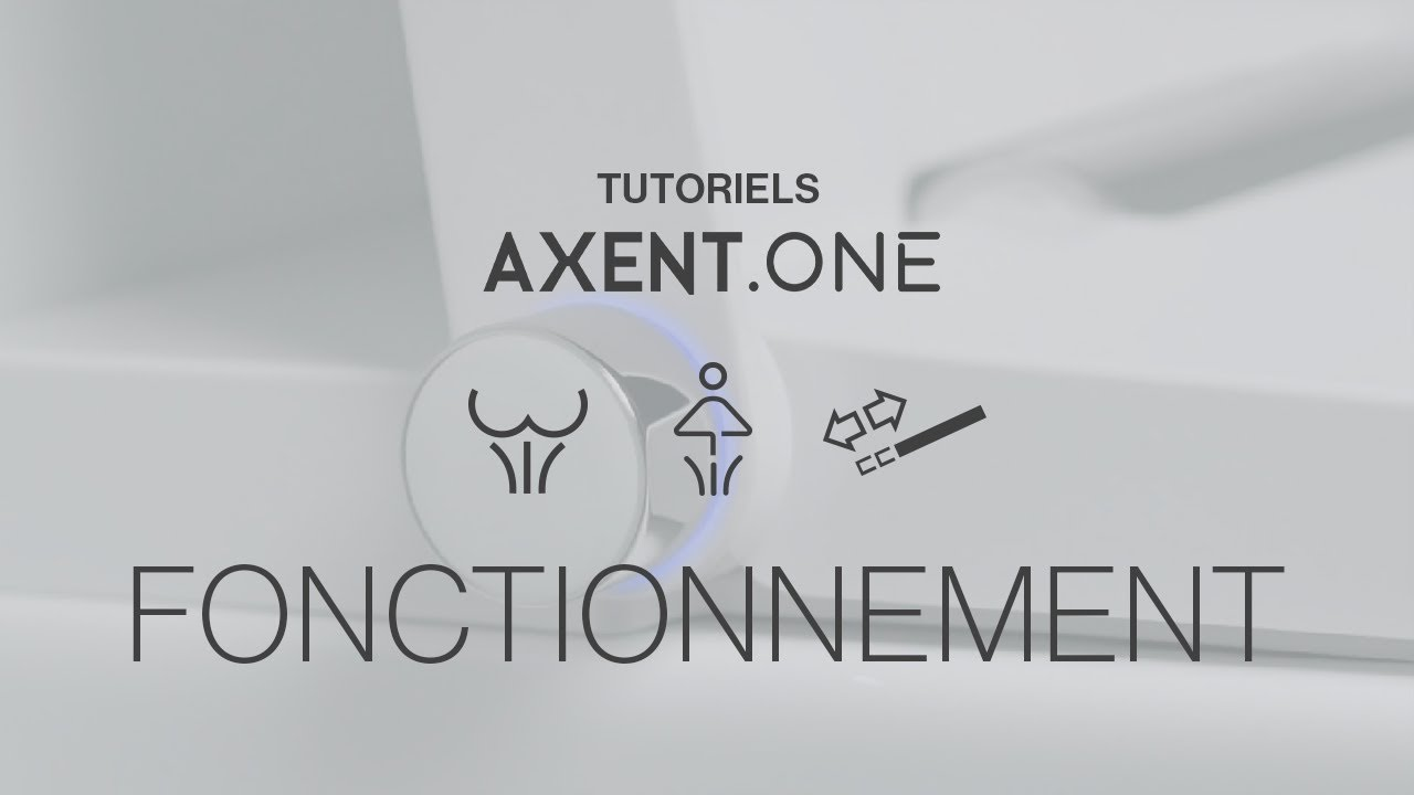 Axent One Fonctionnement Youtube