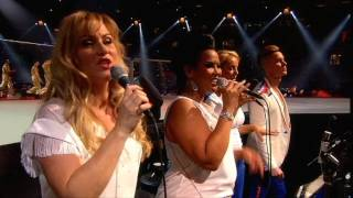 2 Unlimited Medley Toppers In Concert 2014