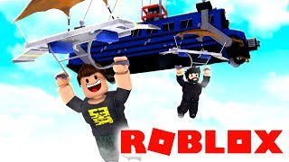 FORTNITE OBBY I ROBLOX!