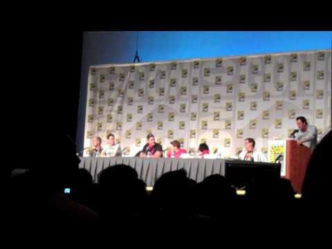 "Comic Con 2010 Family Guy Panel ( Seth Mcfarlane singing"" Down syndrome girl"")"