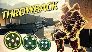 Throwback is BACK - Montaging & Multikills! - Halo 5 Guardians