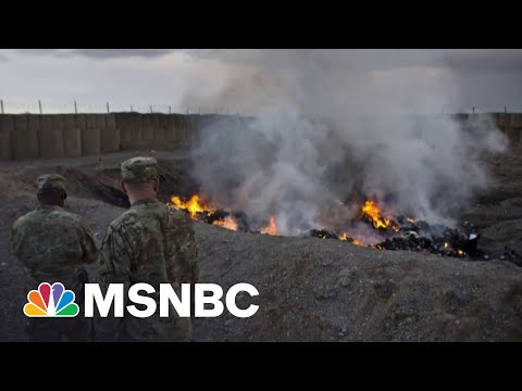 Veterans Push V.A. To Recognize Health Damage From Burn Pits