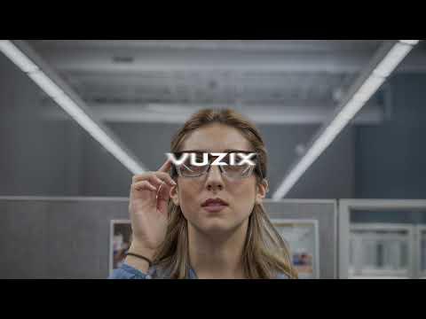 Vuzix Next Generation Smart Glasses CES 2021