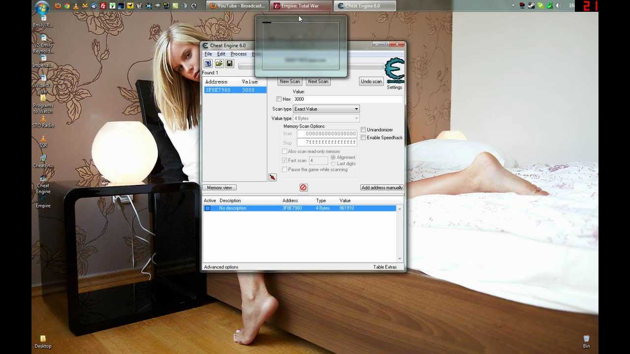 how to delete cheat engine