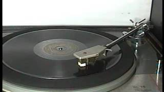 """""""St Louis Blues"""" by the Universal-International Orchestra - original 78"""