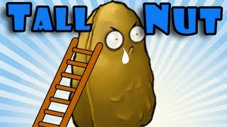 Plants vs Zombies - Tall-nut Audition failure.