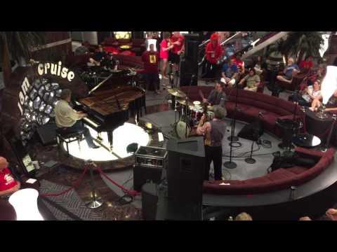 Stanton Moore Trio Jam Cruise 14