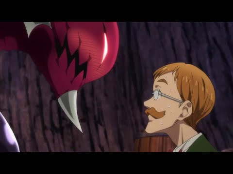 Download Escanor vs Galand | Seven Deadly Sins | Dub