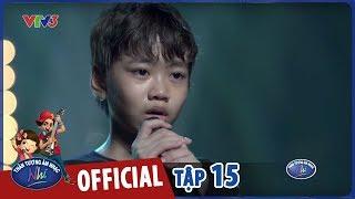 vietnam idol kids 2017 - gala trao giai - quoc dat - con duong toi