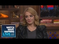 Wendi McLendon Covey Asks Andy If A Ghost Writer Wrote His Books Host Talkative WWHL mp3