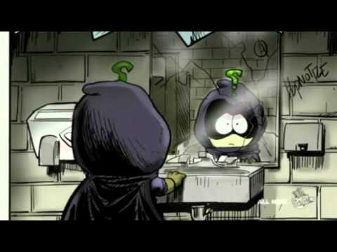 South Park Mysterion Guardian And Protector Of Earth Youtube