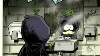 South Park Mysterion Guardian and Protector of Earth