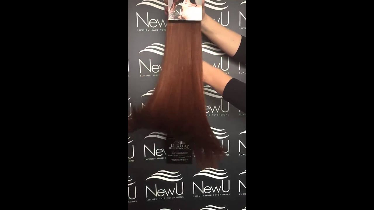 Boston 100 Remy Double Drawn From Root To Tip Youtube