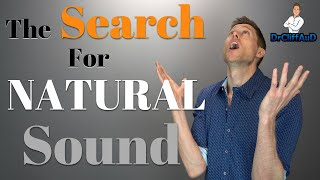 The Search for NATURAL Sound Quality | Widex Moment Hearing Aids