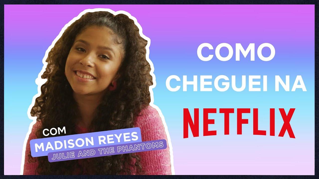 Como Madison Reyes se tornou a estrela de Julie and the Phantoms | Netflix Brasil