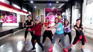 Goyang 80 Juta By Has P.O / Bintang Fitness Studio ,Sangatta ,KalTim