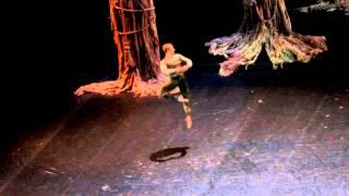 """La Source Act I """"Le Monde de Naila"""" Djemil solo: Francois Alu"""