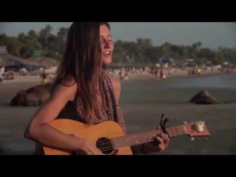 """Arambol Sunset , music - Tanis Carr """"Cherish love"""""""