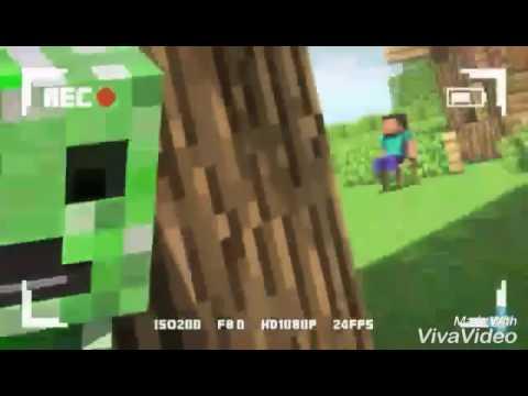 Intenta no reír con este video (Minecraft)