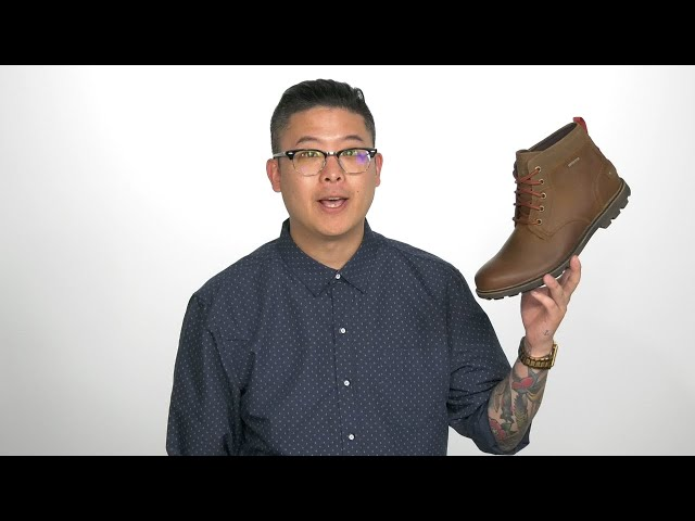 Details about  /Rockport Men/'s Rugged Bucks Waterproof Boot Choose SZ//color