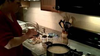 Kathy's Recipe Homemade Turkey Vegetable Soup 4